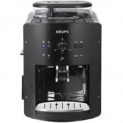 Espressor automat Krups Essential EA810870, 15 bari, Râşniţă de cafea metalică, 1.7 L, Funcție de abur, Negru