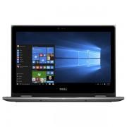 Laptop DELL, INSPIRON 13-5378, Intel Core i3-7100U, 2.40 GHz, HDD: 128 GB SSD, RAM: 4 GB, video: Intel HD Graphics 620, webcam