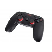 GamePad, Genesis P65, for PC/ Playstation3, Vibration Feedback (NJG-0707)