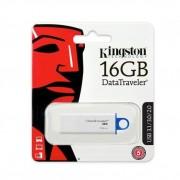 Kingston DTIG4/16GB - Memoria USB de 16 GB Blanco