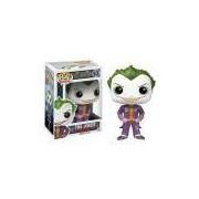 Coringa The Joker - Batman Arkham Asylum DC Universe Funko Pop Heroes
