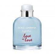 Dolce & Gabbana Light Blue Pour Homme Love is Love Limited Edition 75 ML Eau de toilette - Profumi da Uomo