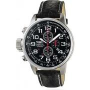 Invicta Lefty Force chronographe en cuir Mens Watch 2770