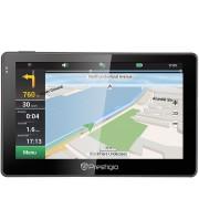"Auto navigacija Prestigio GeoVision 5057 GPS,(5"",480*272,4GB,128MB), bez mapa"
