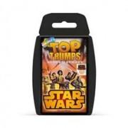 Jocuri Carti Star Wars Rebels Top Trumps