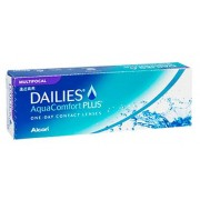 Alcon & Ciba Vision Dailies AquaComfort Plus Multifocal (30 contact lenses)