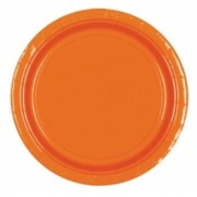 Set 8 farfurii 17.8cm orange