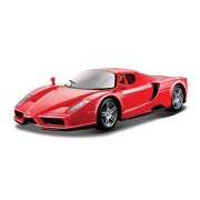 Bburago - 26006r - Véhicule Miniature - Modèle À L'échelle - Ferrari Enzo - 2002 - Echelle 1/24-Bburago