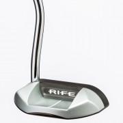 RIFE Vault Series Prodigy Black/Silver Finish Putters【ゴルフ ゴルフクラブ>パター】
