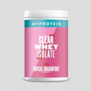 Myprotein Clear Whey Isolate - 500g - Tropical Dragonfruit - BF Limited Edition