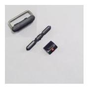 Комплект бутони за Apple iPhone 2G