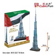 Puzzle 3D CubicFun CBF5 Burj Khalifa