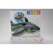 Intex Great White Shark Rider