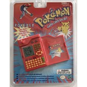 Tiger Electronics Pokemon Pokedex Organizer Handheld Electronic Game (12 Months)