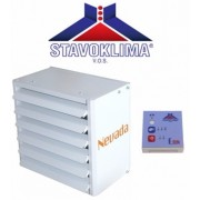 Aeroterma electrica industriala nevada 2E -10 kw