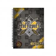 Caiet Harry Potter - Hufflepuff A4 Quidditch