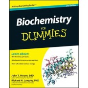 Biochemistry for Dummies, 2nd Edition, Paperback
