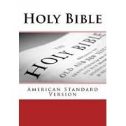 Holy Bible: American Standard Version, Paperback/Rj&wc Press