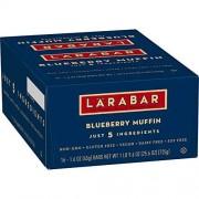LRABAR Original Fruit and Nut Food Bar, Blueberry Muffin 1.6 oz(case of 16) by Larabar