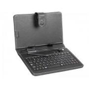 Калъф Tracer + жична клавиатура за таблет 9.7 до 10.1' и стойка