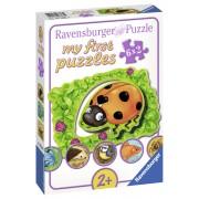 PRIMUL MEU PUZZLE VIATA ANIMALUTELOR, 6X2 PIESE - RAVENSBURGER (RVSPC07368)
