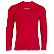 Stanno Ondershirt Thermoshirt Lange Mouw Rood