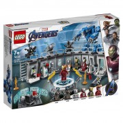 LEGO 76125 - Iron Man Werkstatt