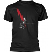 Queens Of The Stone Age Lightning Dude T-Shirt XL
