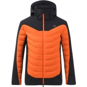 Kjus Men Jacket SIGHT LINE black/kjus orange
