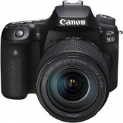 Canon 90D 32MP WiFi + Objetivo EF-S 18-135mm F3.5-5.6 IS USM