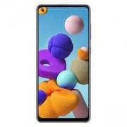 Смартфон Samsung GALAXY A21s (SM-A217), 3GB/32GB, 6.5 инча (1600x720) HD+, 48MP + 8MP + 2MP + 2MP + 13MP Selfie, SM-A217FZBNEUE
