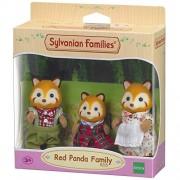 Sylvanian Families Red Panda Family Set