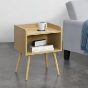 [en.casa] Noční stolek ABKN-2302