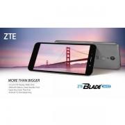 Smartphone ZTE Blade A602, DualSIM, sivi 6902176026676