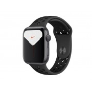 Nike Умные часы APPLE Watch Nike Series 5 44mm Space Grey Aluminium with Anthracite-Black Nike Sport Band SM - ML MX3W2RU/A