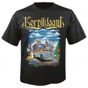 Muška metal majica Korpiklaani - Land of a thousand drinks - NUCLEAR BLAST - 29088_TS
