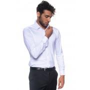 Boss Camicia classica da uomo Herwing Bianco Cotone Uomo