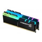 DDR4 16GB (2x8GB), DDR4 3000, CL16, DIMM 288-pin, G.Skill Trident Z RGB F4-3000C16D-16GTZR, 36mj