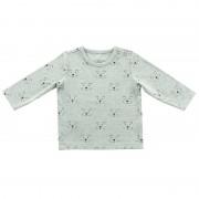 Jollein Shirt Lange Mouw Little lion Grey 62/68