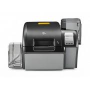Imprimanta de carduri dual-side Zebra ZXP9 304DPI USB Ethernet MSR RFID laminator dual-side