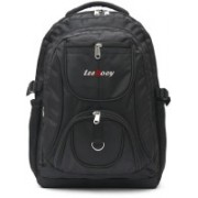 LeeRooy WT_bag20black1029 Waterproof Backpack(Black, 22 L)