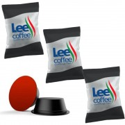 Lee Coffee Capsule Lee Coffee Caffè Santa Barbara 40 Pezzi Compatibili Lavazza A Modo Mio - Lee Coffee