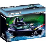 Playmobil 4882 Agents - Robo-Gangster Special Boat