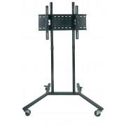 Mobile Floor Mounting Universal Flat Screen TV Bracket
