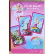 Barbie - Jeu De Carte - Arc En Ciel