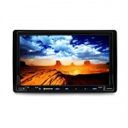 "Auna Авто ДВД плейар 7"" TFT TOuchscreen LCD Display (TC4-DVA72BT)"