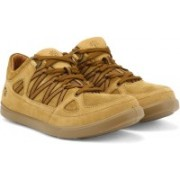 Woodland Sneakers For Men(Brown)