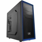 Carcasa Deepcool Tesseract BF Black, SPCC Steel ATX Mid Tower Case