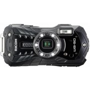 Aparat Foto Digital Ricoh WG-50, 16 MP, Filmare Full HD, 5x Zoom Optic, Waterproof (Negru)