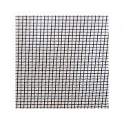 Phif Toile moustiquaire noir à mailles fines largeur 50 cm